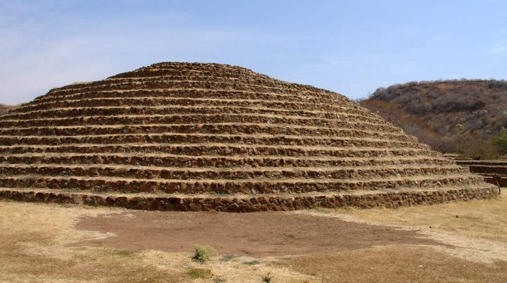 The Pyramids at Teuchitlan, Mexico - Travel Photos by Galen R Frysinger, Sheboygan, Wisconsin