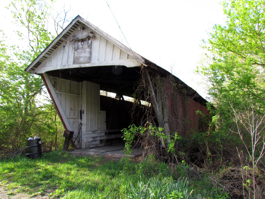 More photos of the covered bridges of jennings county