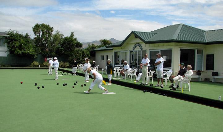 Bowls South Island