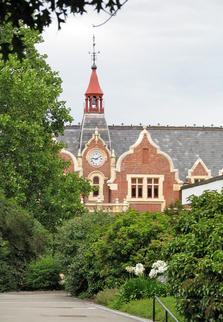Lincoln University Christchurch New Zealand Travel