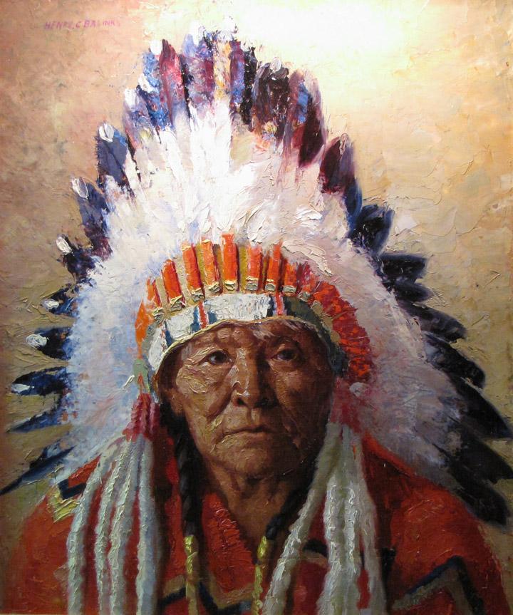 Native American Art at the Woolaroc Museum, Bartlesville ...