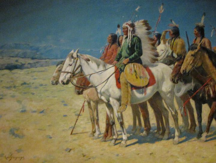 Native American Art at the Philbrook Museum, Tulsa ...