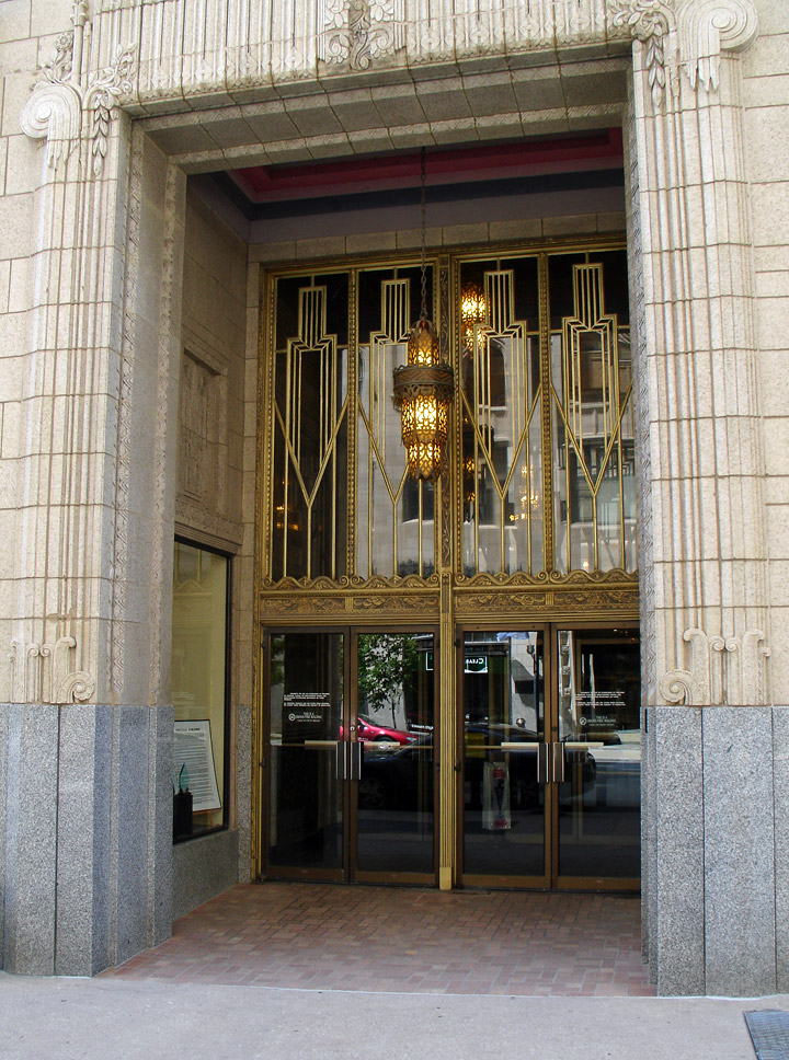 Philcade Building Art Deco Tulsa Oklahoma Travel