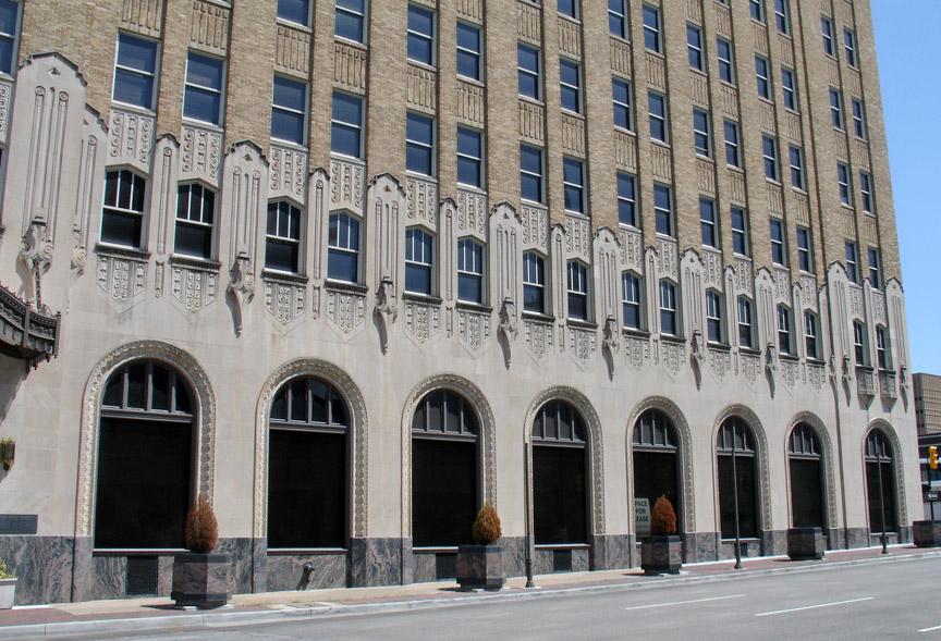Oklahoma Natural Gas Building Art Deco Tulsa Oklahoma
