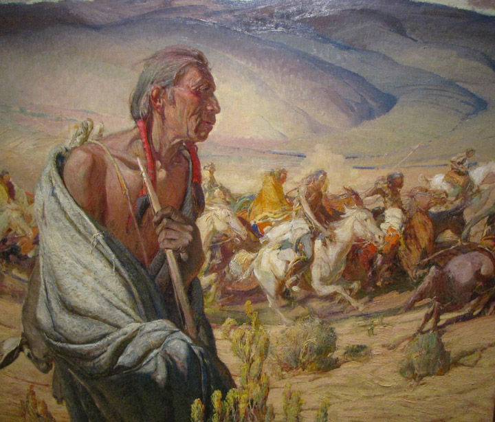 Native American Art at the Gilcrease Museum, Tulsa ...