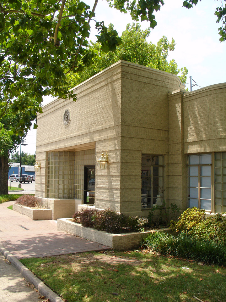 City Veterinary Hospital Art Deco Tulsa Oklahoma