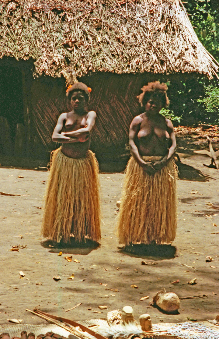 People Of Tanna Island Vanuatu Travel Photos By Galen R