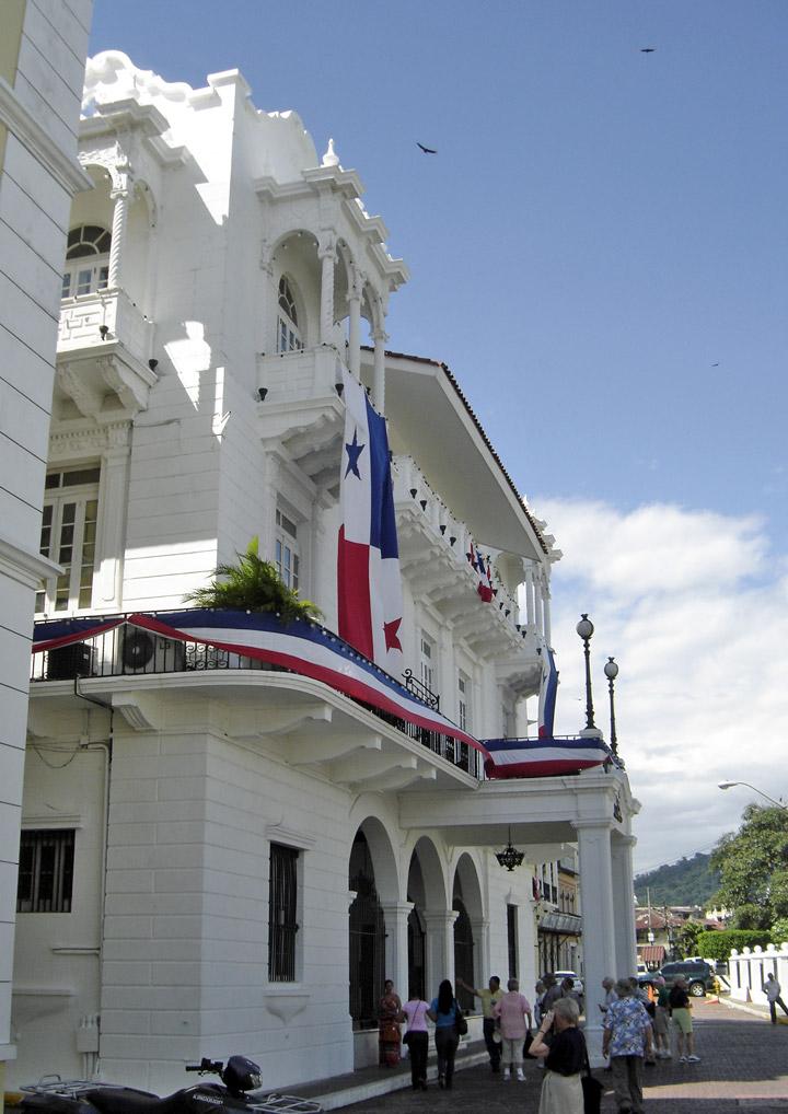 presidential palace panama city panama travel photos