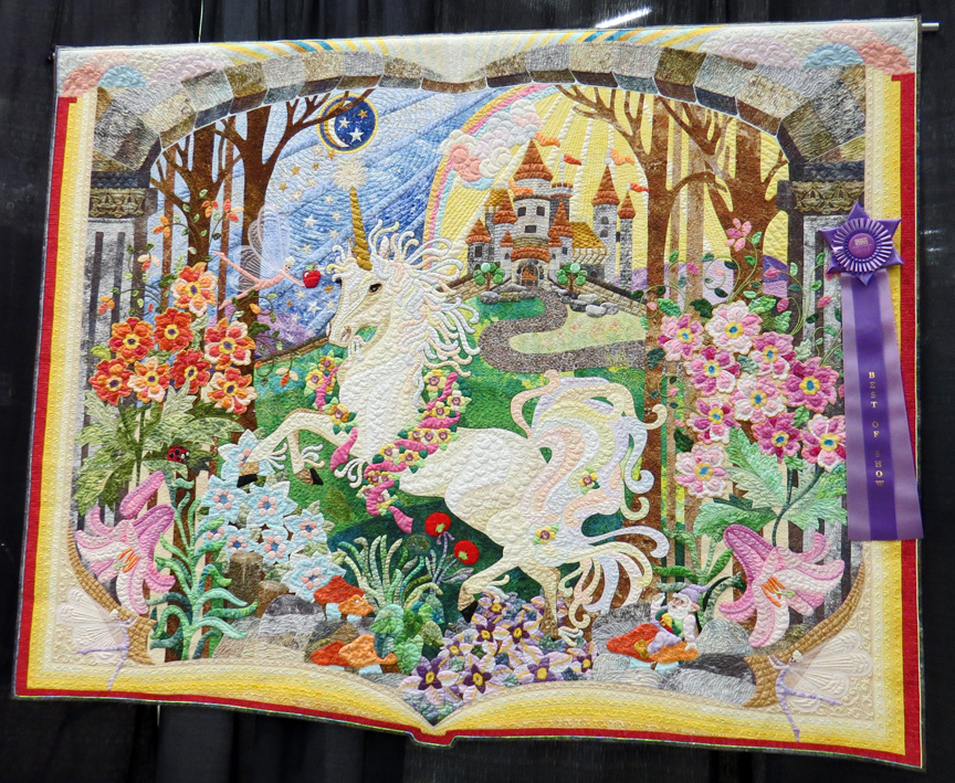 2014 Quilt Show Madison Wisconsin Travel Photos By Galen R