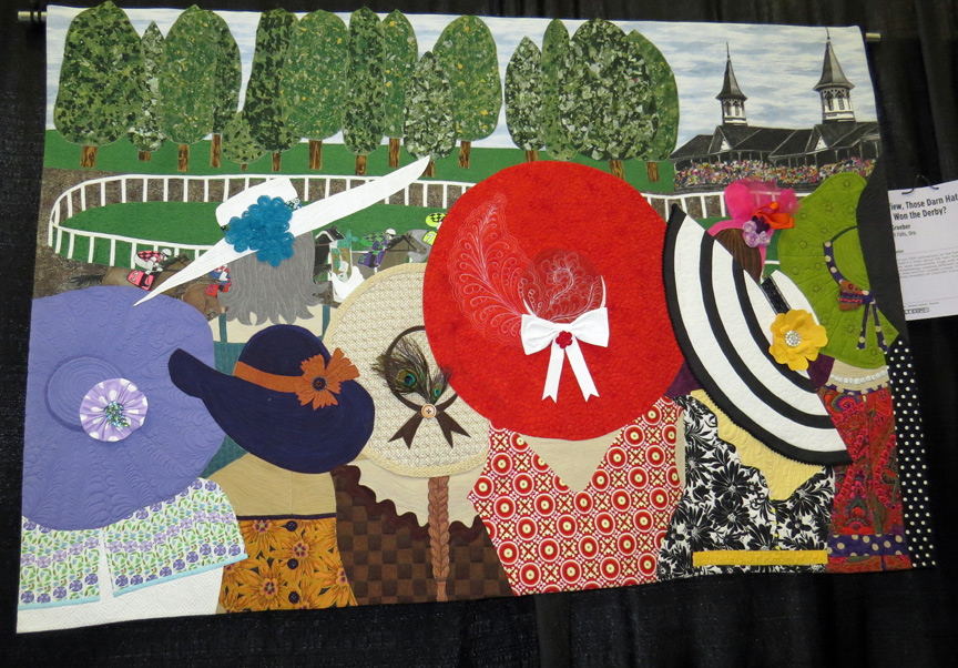 Quilts At The Wisconsin Public Television Quilt Expo Madison