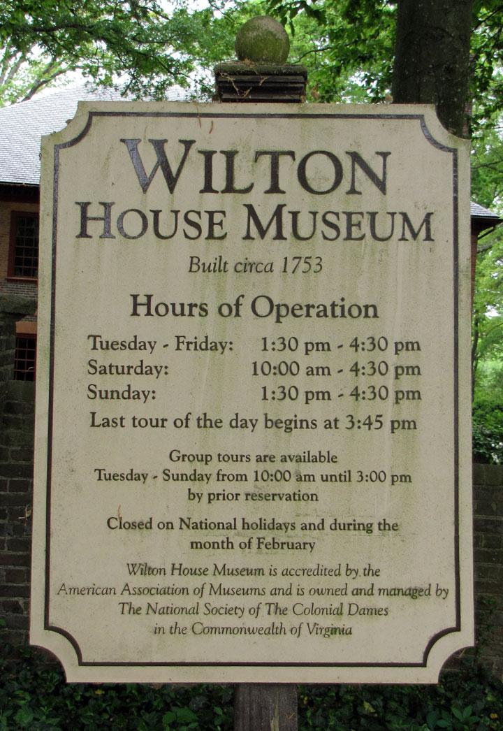 Wilton House Richmond Virginia Travel Photos By Galen