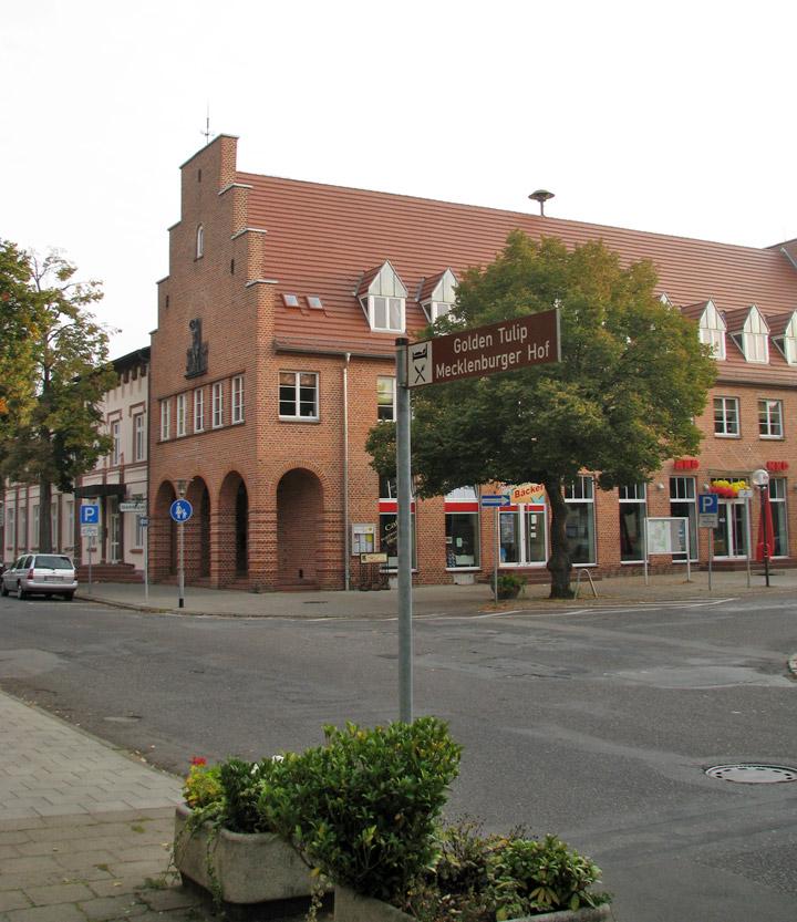 Hotel Mecklenburger Hof Ludwigslust