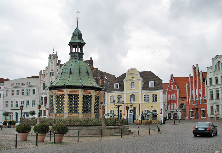 Wismar Germany  City new picture : Wismar, Mecklenburg Vorpommern, Germany Travel Photos by Galen R ...