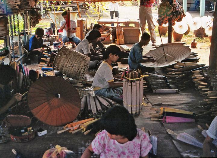 Handicrafts Of Thailand Travel Photos By Galen R Frysinger