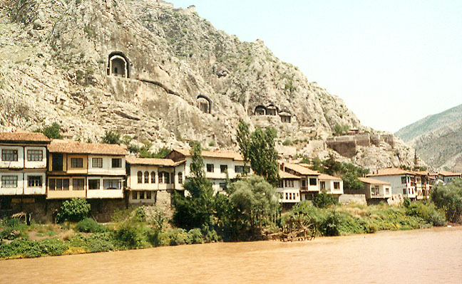 Amasya, Turkey - Travel Photos by Galen R Frysinger ...