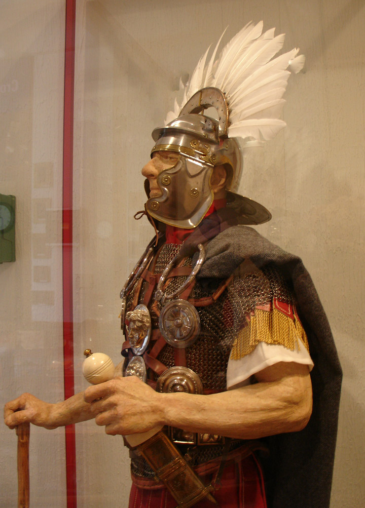 Roman Legionary Museum Caerleon Wales Travel Photos By