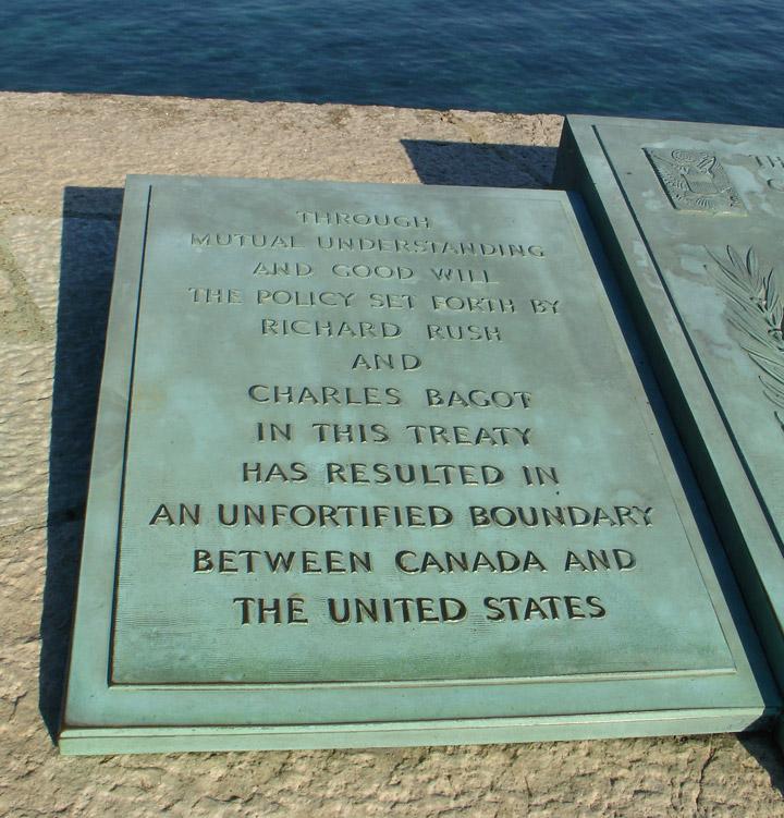 42 Peace Treaty Monuments