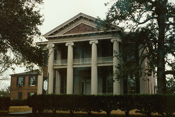 Antebellum homes in natchez mississippi travel photos for Home builders ms