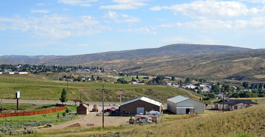 Kemmerer Wyoming Travel Photos By Galen R Frysinger