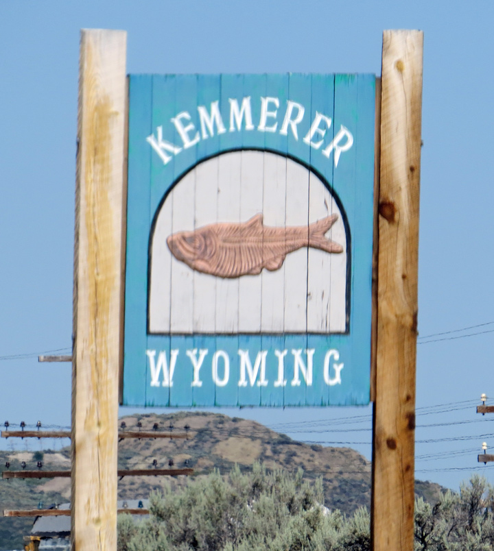 Kemmerer Wyoming Travel Photos By Galen R Frysinger