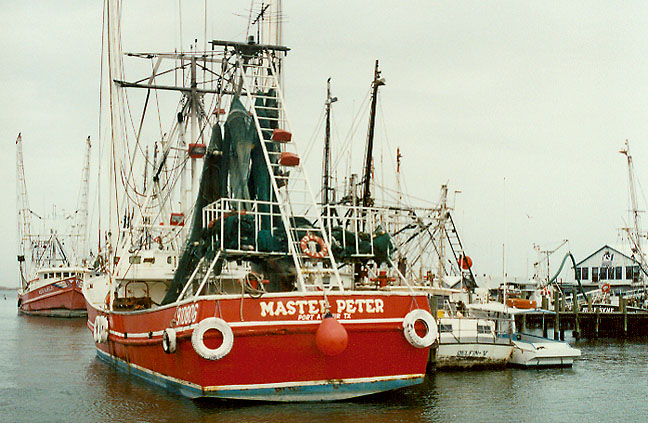Shrimp Boats for Sale http://www.galenfrysinger.com/texas.htm