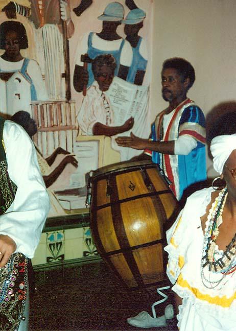Afro Uruguayan People