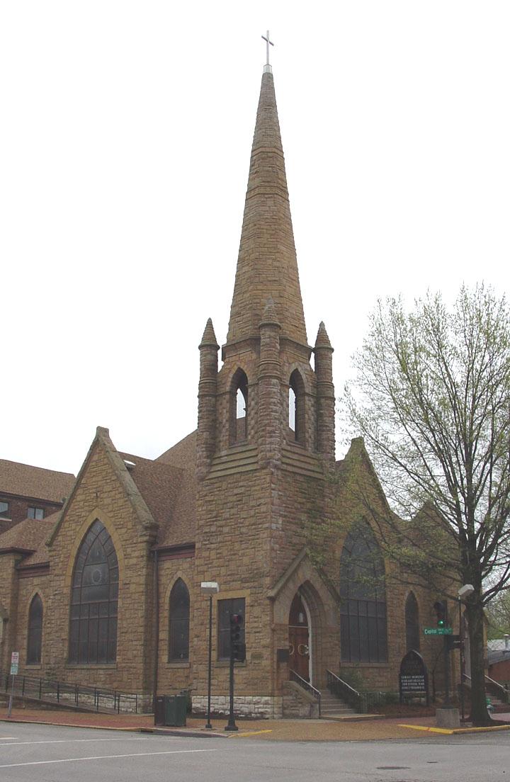 Lincoln S Church The Presbyterian Church In Springfield