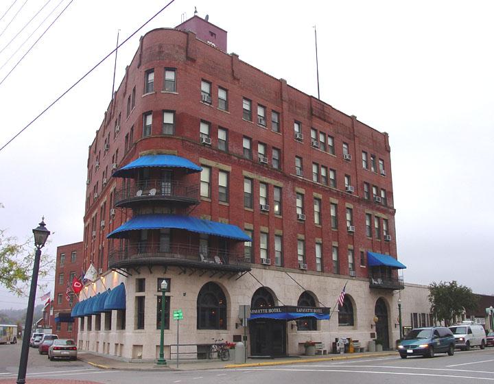 Hotels Near Lafayette In