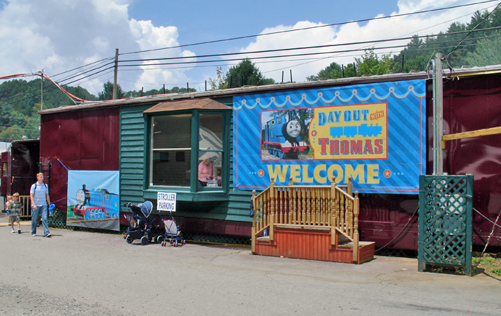 Ford Rapid City >> Great Smoky Mountains Railroad, Dillsboro, North Carolina - Travel Photos by Galen R Frysinger ...