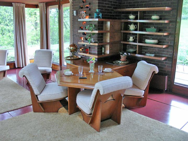 Cedar Rock A Frank Lloyd Wright Designed Residence In
