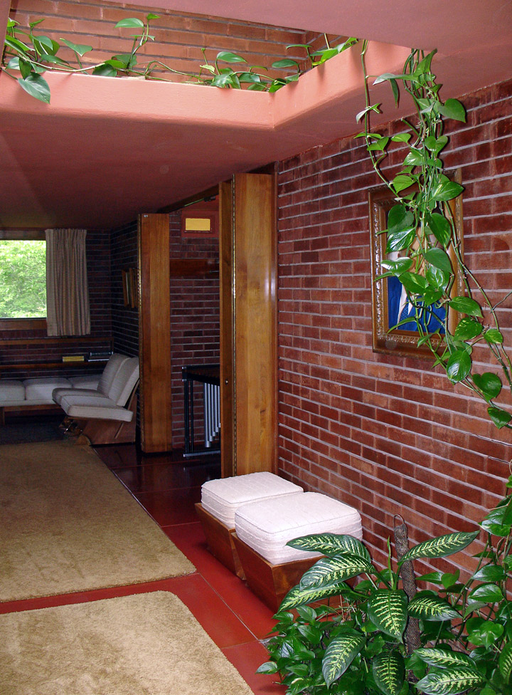 Cedar Rock A Frank Lloyd Wright Designed Residence In
