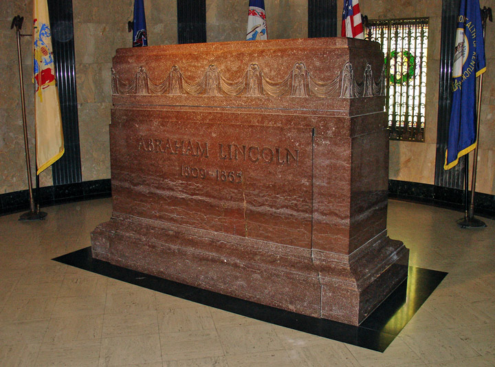 Lincoln S Tomb Springfield Illinois Travel Photos By