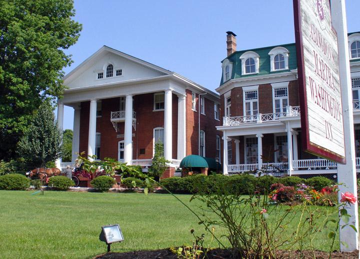 Martha Washington Inn Abingdon Virginia Travel Photos