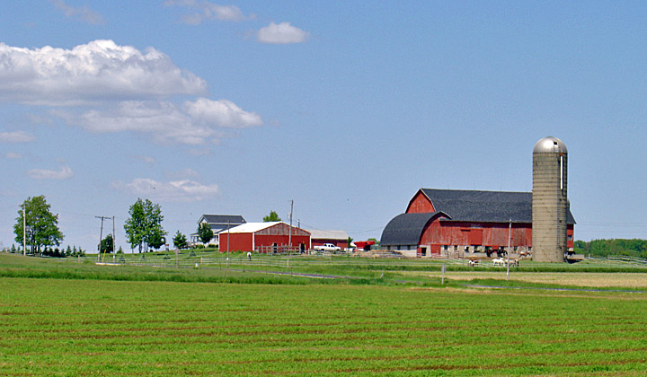 Rural Wisconsin Travel Photos By Galen R Frysinger