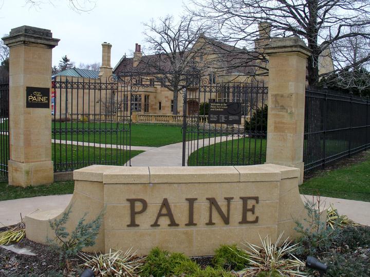Paine Art Center Oshkosh Wisconsin Travel Photos By
