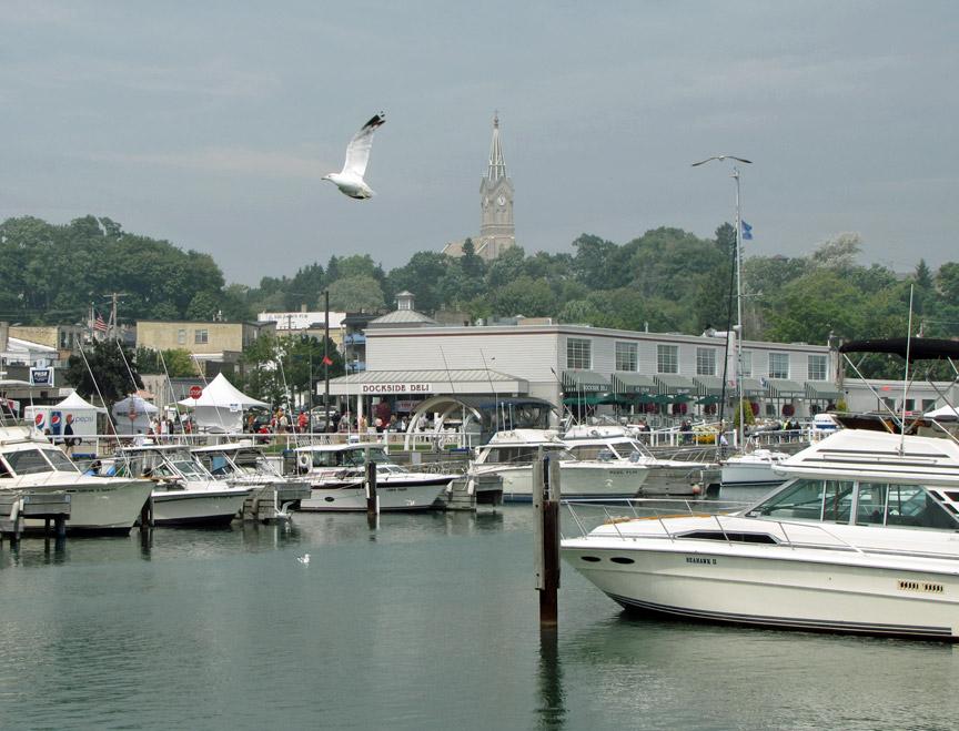 Maritime festival port washington wisconsin travel for Port washington wi