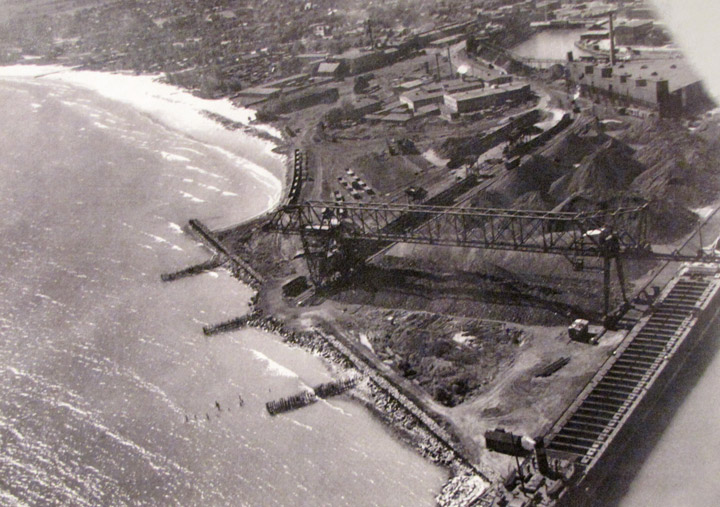 Reiss Coal Company, Sheboygan, Wisconsin - Travel Photos