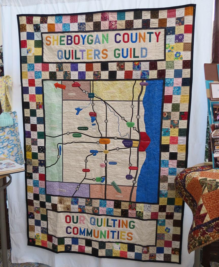 Sheboygan County Quilt Show, Sheboygan, Wisconsin - Travel Photos ... : we r quilts - Adamdwight.com